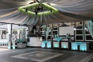 location eventi cerimonie roma sud