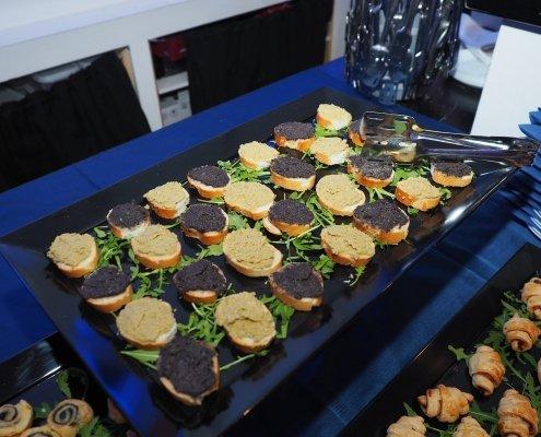 buffet battesimo roma est