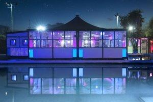 appio claudio eventi locale con piscina roma